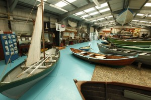 Inside The Boat Haven