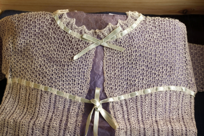 Hand Spun Hand Knit Shetland Lace From Unst Unst Heritage