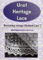 Unst Heritage Lace book cover_